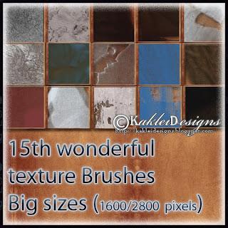 15 Texture Brushes Kakleid_texturebrushes_vol1pw