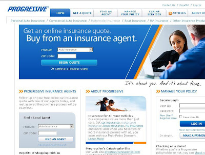 Progressiveagent.com - Get Free Auto Insurance Quotes and Rates Online from www.Progressiveagent.com