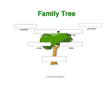 Family Tree Templates | Family Tree Forms