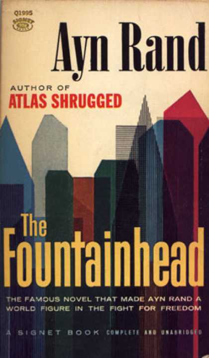 the fountainhead howard roark and objectivism The fountainhead is ayn rand's first commercially successful novel and the fountainhead tells of protagonist howard roark b & b rare books, ltd 30 east 20th.