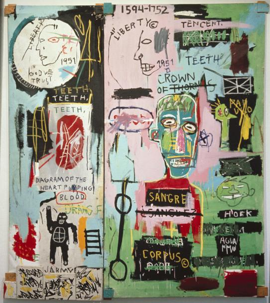inspiration  basquiat
