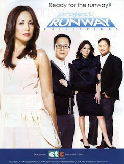 Project Runway Philippines rocks!