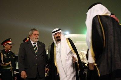 Brazilian President Lula Visits Saudi Arabia