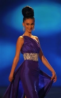 Miss Kosovo should have won the Miss Universe title