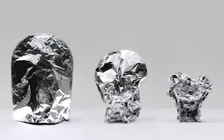 aluminum foil chair memory