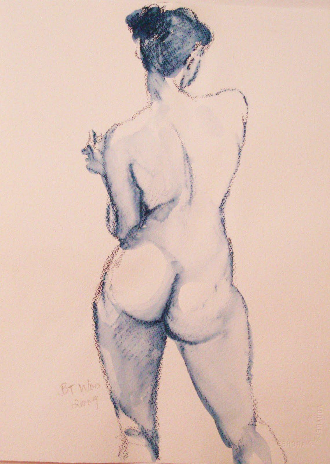 Рисунок пастель порно 5 фотография