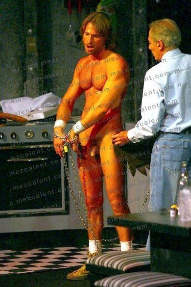 Boysnhot Sebastian Rulli Naked