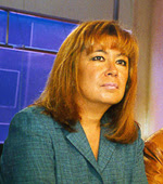 Cristina Narbona Ruiz, ministra de Medio Ambiente