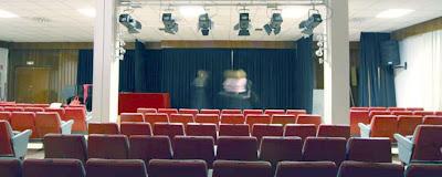 Salón de Actos del Centro Cultural Maestro Alonso