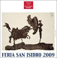 Imagen oficial de los carteles de la Feria de San isidro '2009