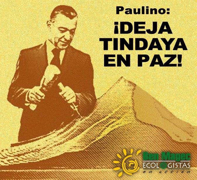 Por un parlamento que proteja el medio ambiente - Tuco fuerteventura ...
