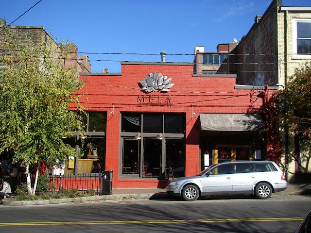 Living in Asheville, North Carolina: Asheville Restaurants ...