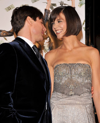 Katie Holmes Hair Color. katie holmes wedding dress.