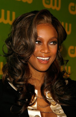 hair haircuts hairstyles 2009 tyra banks curly haircut