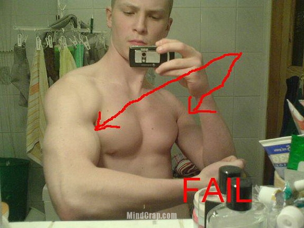Men s power or photoshop fail
