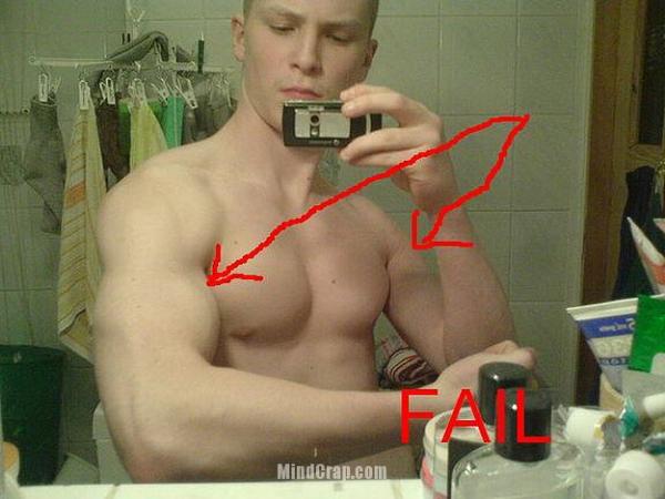 Men s power or photoshop fail