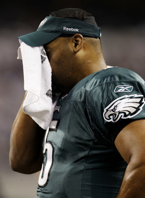 The End - Eagles Out of the Playoffs