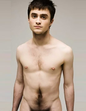 FOTOS EL PENE DE HARRY POTTER Daniel Radcliffe