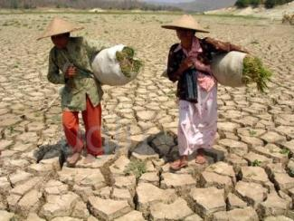 Dry season in Indonesia will end