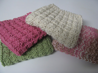 Free Crochet Pattern – Dish Towel Tops from the Kitchen Free