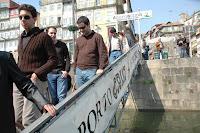 Café Portugal - PASSEIO DE JORNALISTAS - embarque no Douro