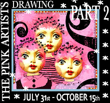 The Pink Artists Drawing For Breast Cancer Research