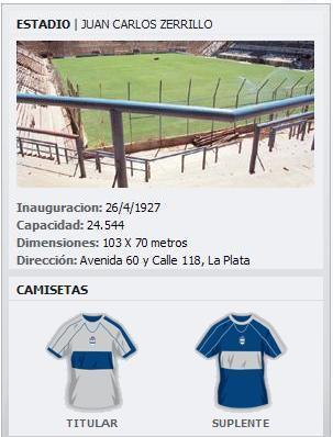 Estadio Gimnasia y Esgrima La Plata