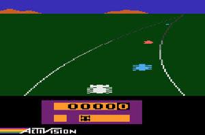 Enduro - Jogos de Atari