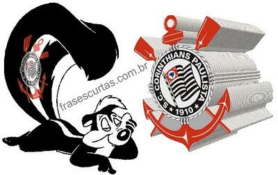 Piadas sobre Corinthians - Timão Gamba