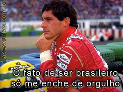 ayrton senna - brasil