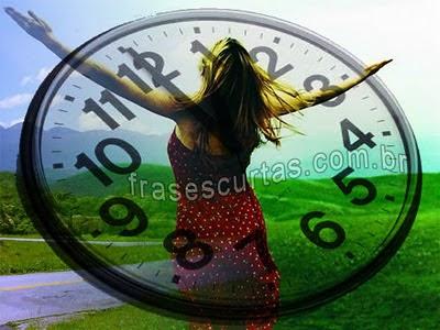 tempo e trabalho - motivação