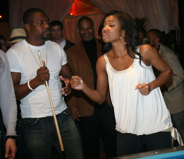 Gabrielle Union And Her Husband