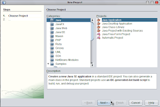 how to create a website using netbeans