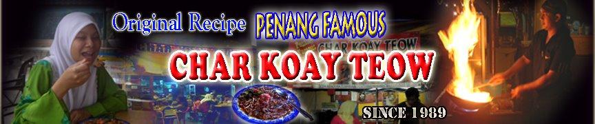 Penang Char Koay Teow