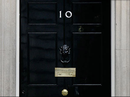 Get to fixin 39 may 2010 for Front door 10 downing street