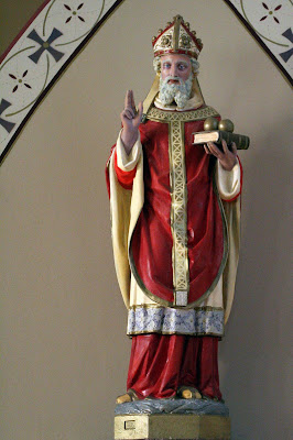 Staute of Saint Nicholas