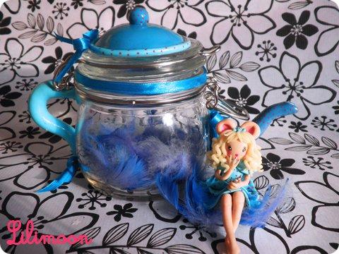 princesse rouspette souris d 39 alice dans sa th i re bleue. Black Bedroom Furniture Sets. Home Design Ideas