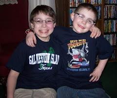 Brad and Nick