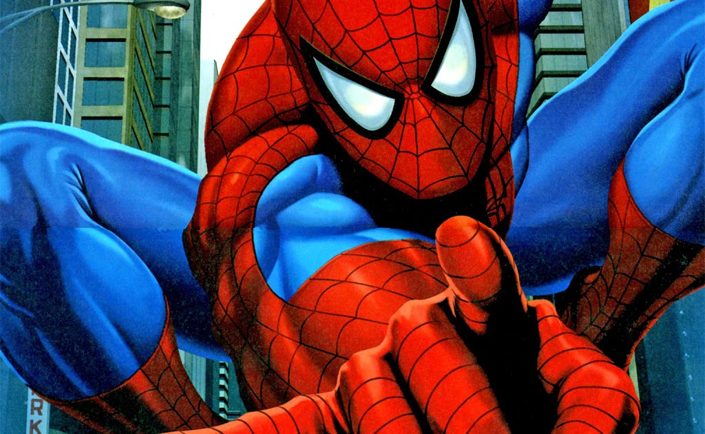 Gubuk IT | share anything!: Spiderman Desktop Wallpaper
