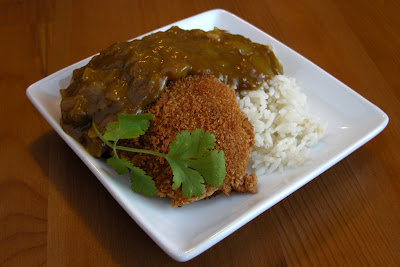 FoodCite: Homemade Japanese Pork Cutlet Curry