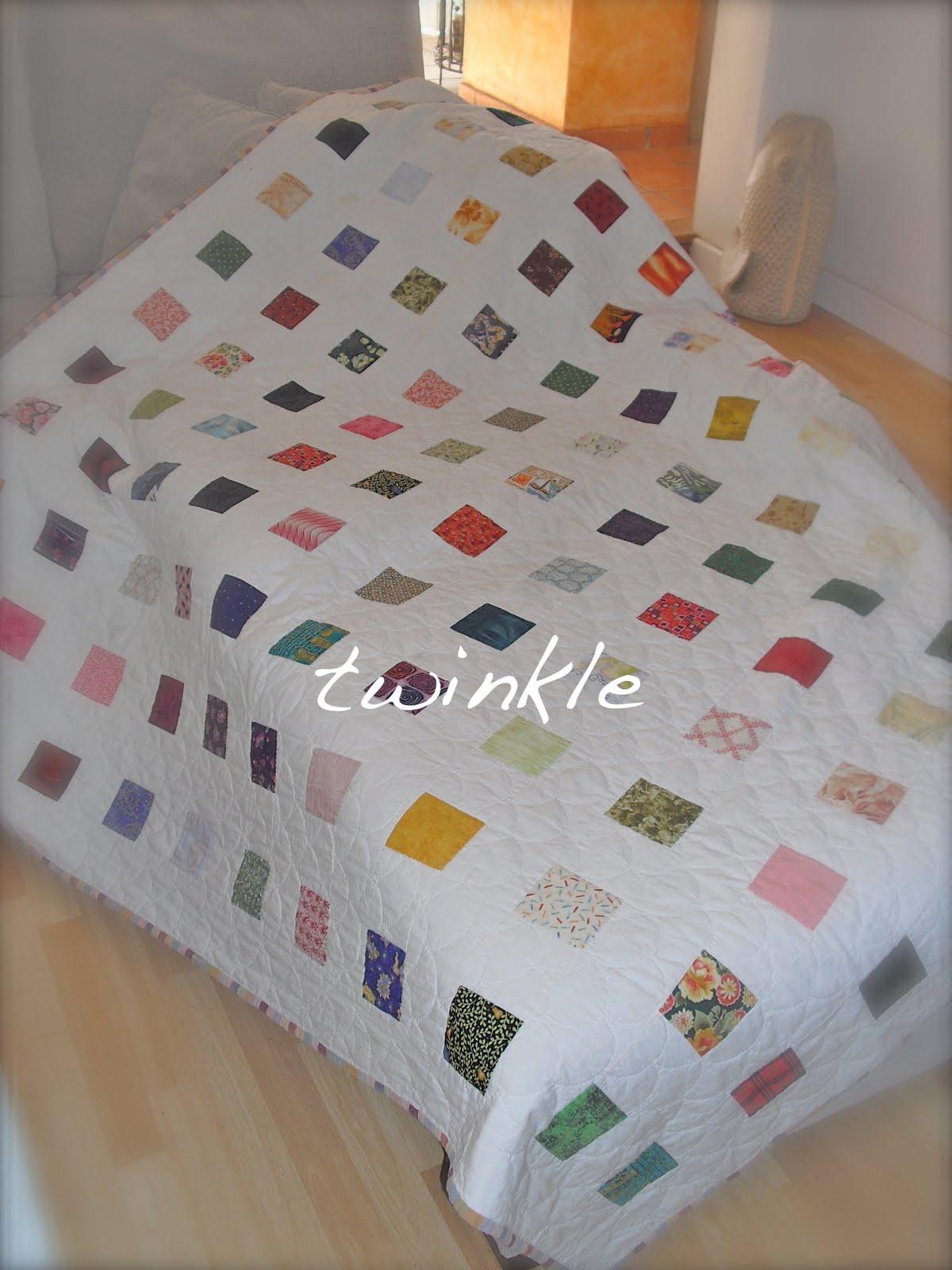 Como hacer colchas patchwork imagui - Como hacer pachwork ...