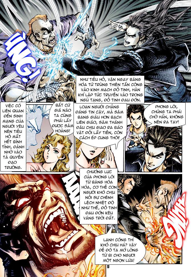 Tân Tác Long Hổ Môn chap 114 - Trang 4