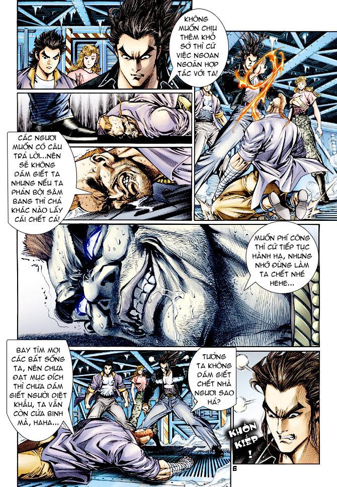 Tân Tác Long Hổ Môn chap 114 - Trang 5