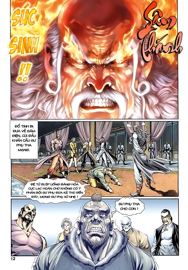 Tân Tác Long Hổ Môn chap 117 - Trang 13