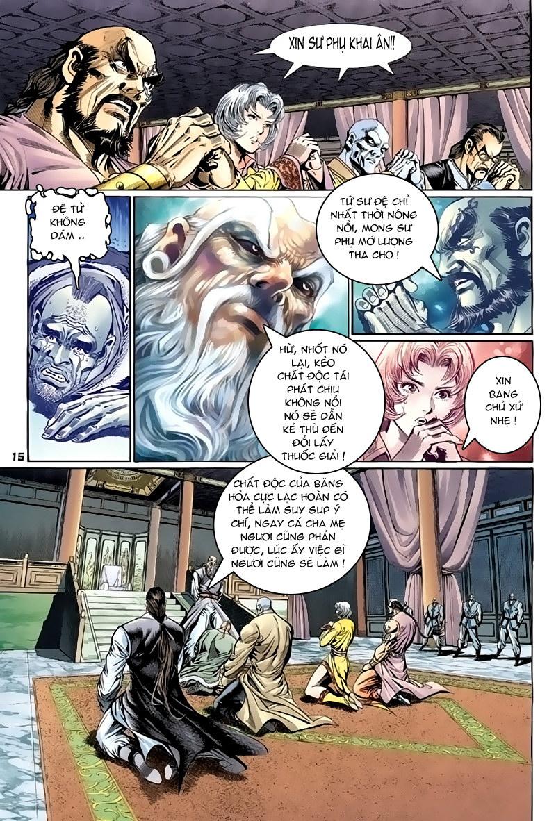 Tân Tác Long Hổ Môn chap 117 - Trang 15