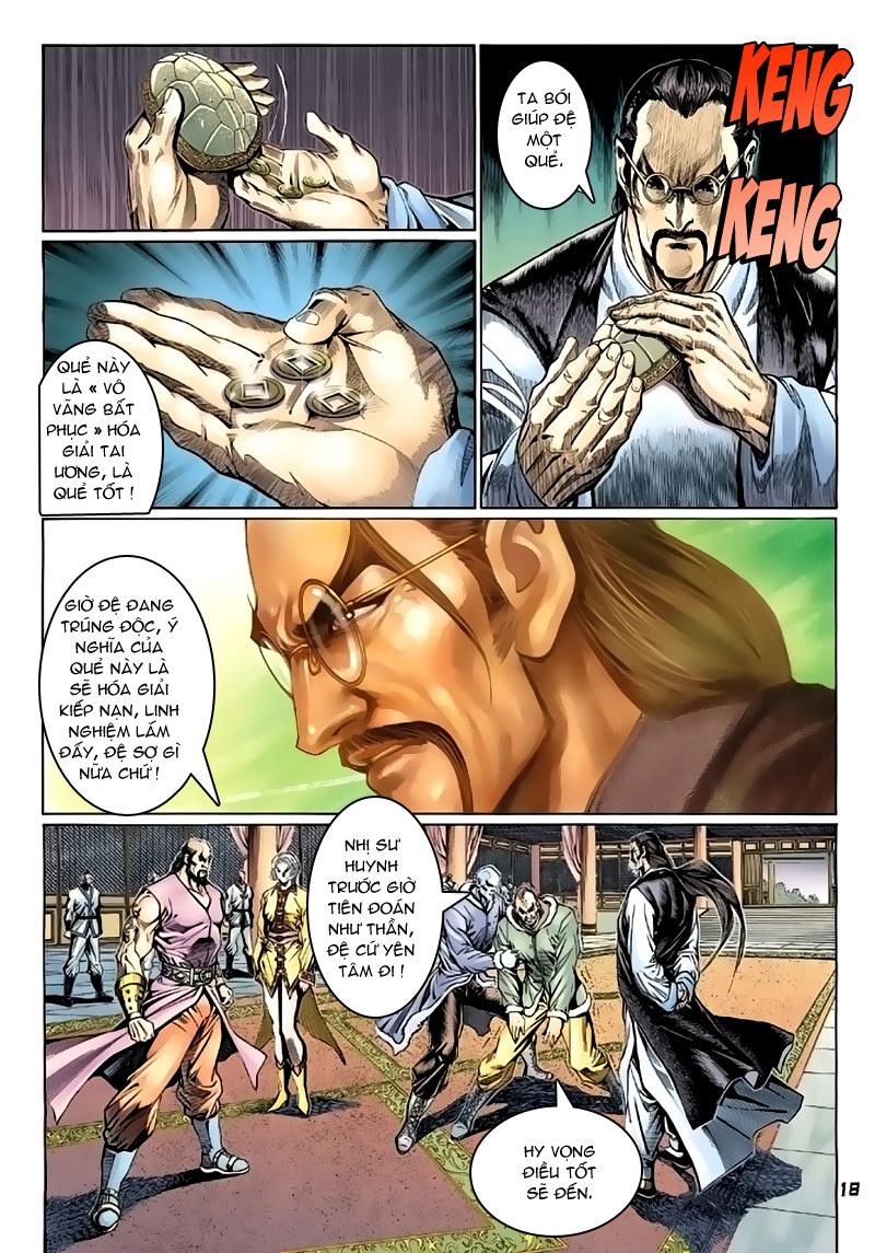 Tân Tác Long Hổ Môn chap 117 - Trang 18