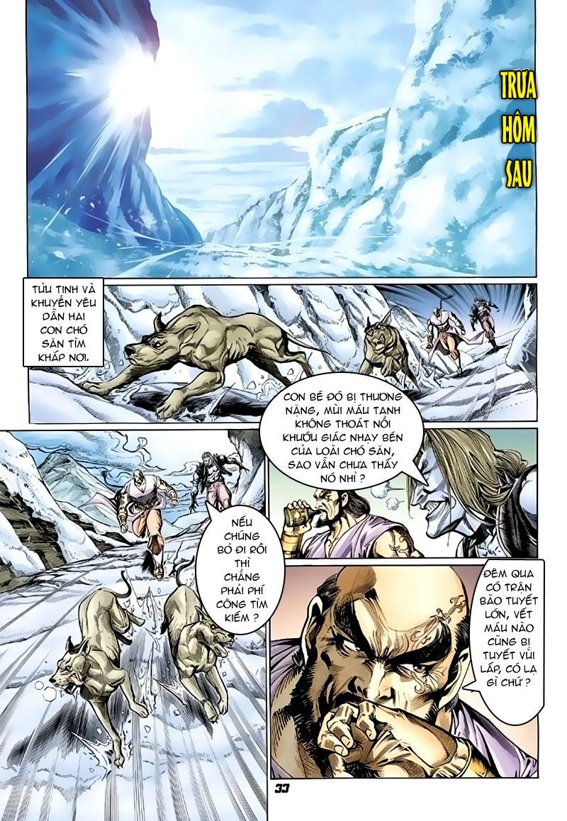 Tân Tác Long Hổ Môn chap 117 - Trang 29