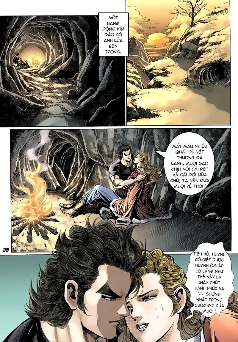 Tân Tác Long Hổ Môn chap 117 - Trang 31