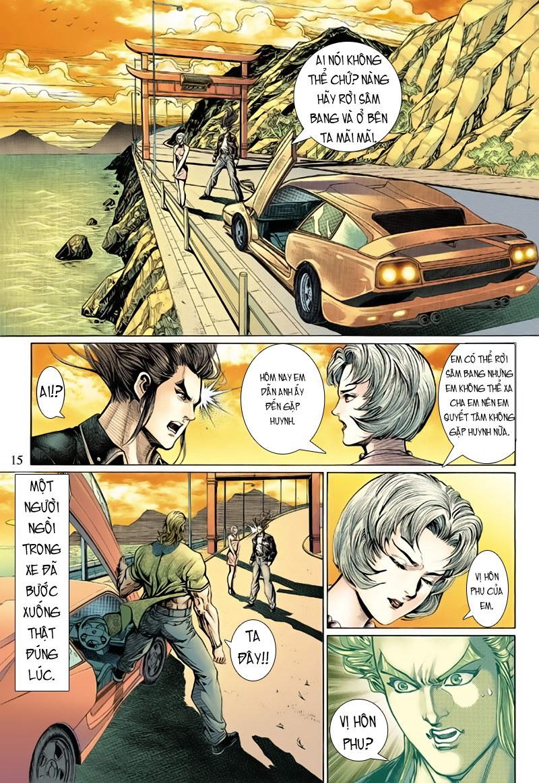 Tân Tác Long Hổ Môn chap 127 - Trang 15