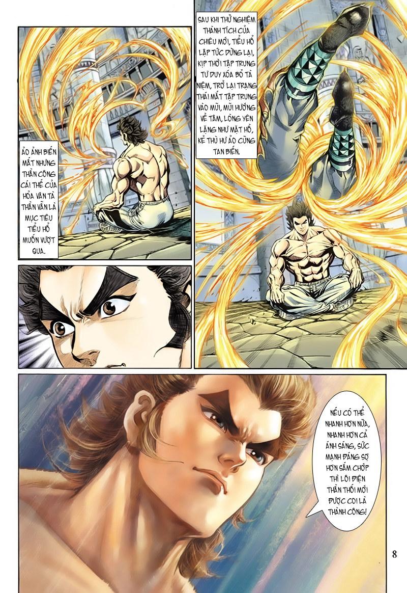 Tân Tác Long Hổ Môn chap 127 - Trang 8